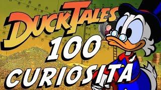 100 CURIOSITÀ DA NON PERDERE SU DUCKTALES ita (aspettando Ducktales 2017 ita)