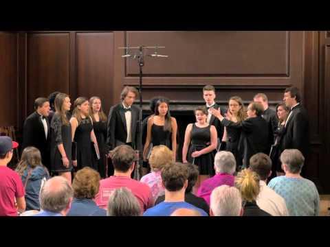 Ubi Caritas - Arr. Ola Gjeilo - Christopher Wren Singers - April 2016