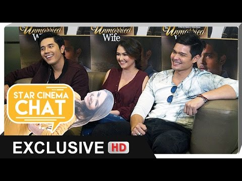[FULL] Star Cinema Chat with Dingdong, Paulo and Angelica - 동영상