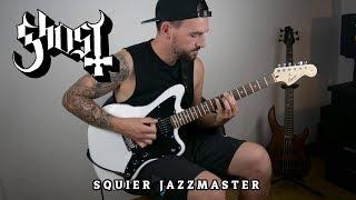 Ghost - Riffs Compilation | Squier Affinity Jazzmaster | Damien Reinerg