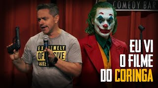 EU VI O FILME DO CORINGA - Rogério Vilela - Stand-up Comedy