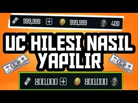 Guncel Uc Hilesi2020 Kanitli Pubg Mobile Uc Hack Youtube