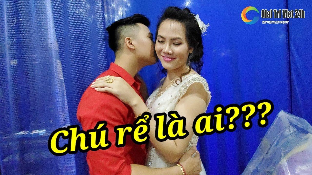 Cô dâu Tâm Thảo tiết lộ dàn người yêu cũ trước đám cưới | Hậu trường lô tô Hương Nam