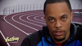 Wallace Spearmon Jr. on training and tips for new runners - Eastbay