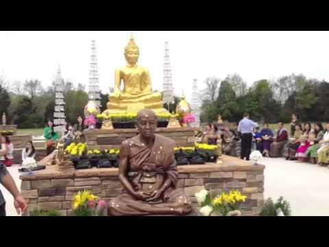 Songkran pee mai lao thai at wat amphawan murfreesboro tn youtube - Lao temple murfreesboro tn ...