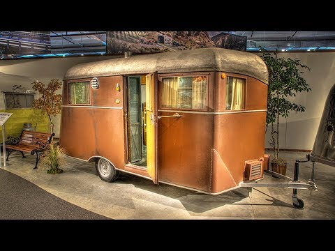 RV Museum & Hall of Fame - Elkhart Indiana
