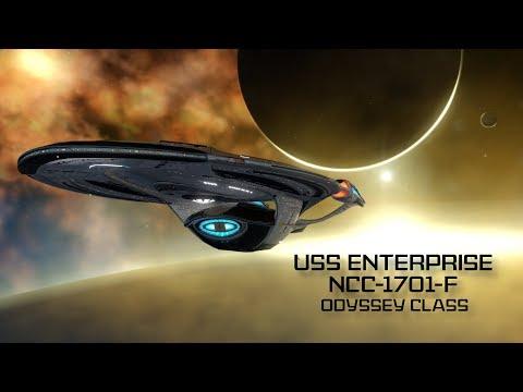 Star Trek Online | USS Enterprise | NCC-1701-F | Eaglemoss