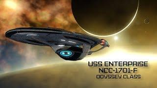 Star Trek Online | USS Enterprise | NCC-1701-F