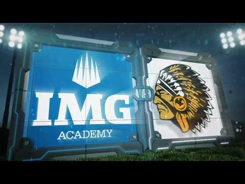 IMG Academy Football vs Carol City 8.18.2017 (Kick-Off Classic)
