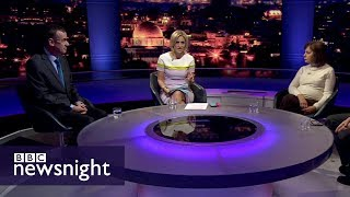 failzoom.com - Trump's Jerusalem announcement: Interview with Mark Regev and Ghada Karmi – BBC Newsnight