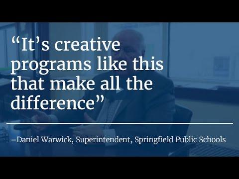 Daniel Warwick, Superintendent, Springfield Public Schools