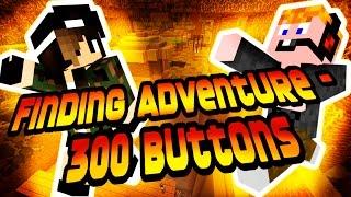 Minecraft - Finding Adventure - 300 Buttons ep.2. [SÖTÉT BÁNYA!]