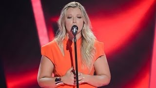 Candice Skjonnemand Sings Turning Tables | The Voice Australia 2014