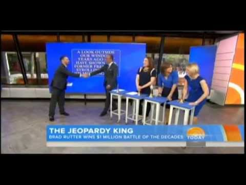 Brad Rutter on TODAY Show 5-18-2014
