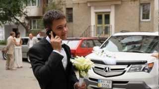 Весілля Назара та Олі, р-н 'Братіслава', ч.1