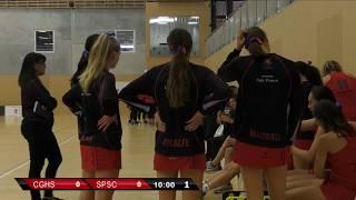 Netball | Christchurch Girls' HS  v  St Peter's School, Cambridge | Sky Sport