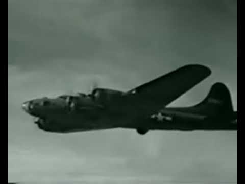 Military Aircraft - How to Fly the B-17: Flight Operations (USAAF training film) by War Department