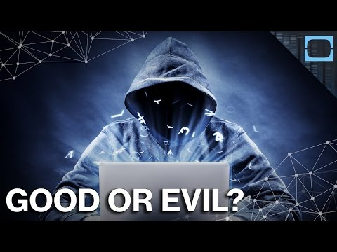 Are Hackers Good Or Bad?