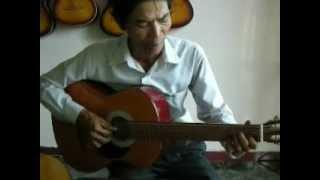 Đêm Thấy  Ta Là Thác Đổ  guitar đệm hát.FLV