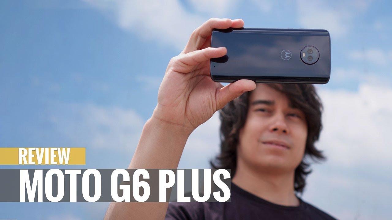 Motorola Moto G6 Plus - Full phone specifications
