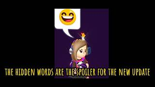 PKXD Word Search Game ⭐Hidden words for Spoiler Update🍦🌞 screenshot 4