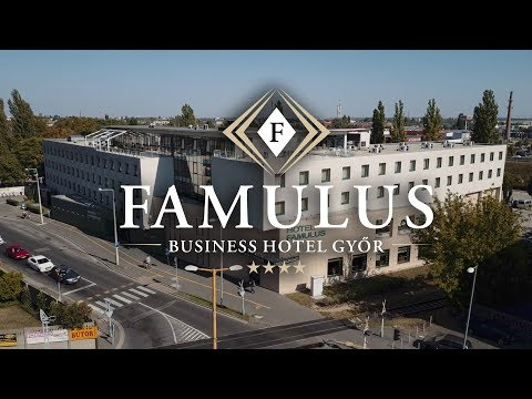Famulus Business Hotel Image Video - Győr, Hungary