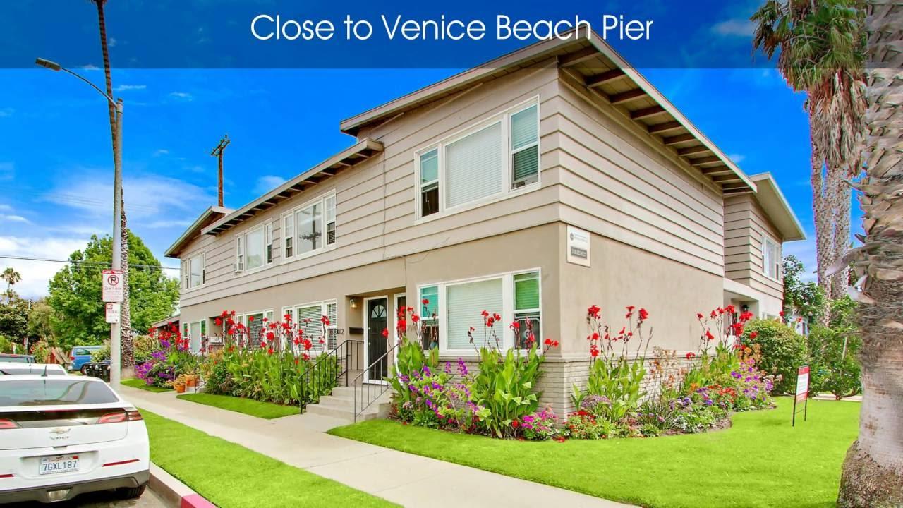 3012 Beach Apartments - 3012 Beach Boulevard Venice, CA ...