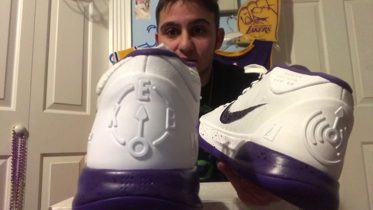d44ae4b43a67 Review-Kobe ad mid Sunday best - YouTube