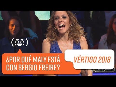 María Paz Jorquiera y su amor por Sergio Freire | Vértigo 2018