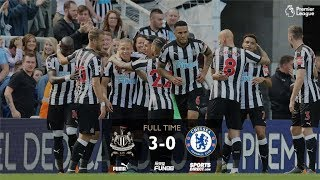 Newcastle United 3-0 Chelsea  | FUMING! Don't Think I've Ever looked Forward To A Cup Final Less