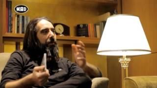 Συνέντευξη Gus G (firewind) - ΤV War 19/2/17