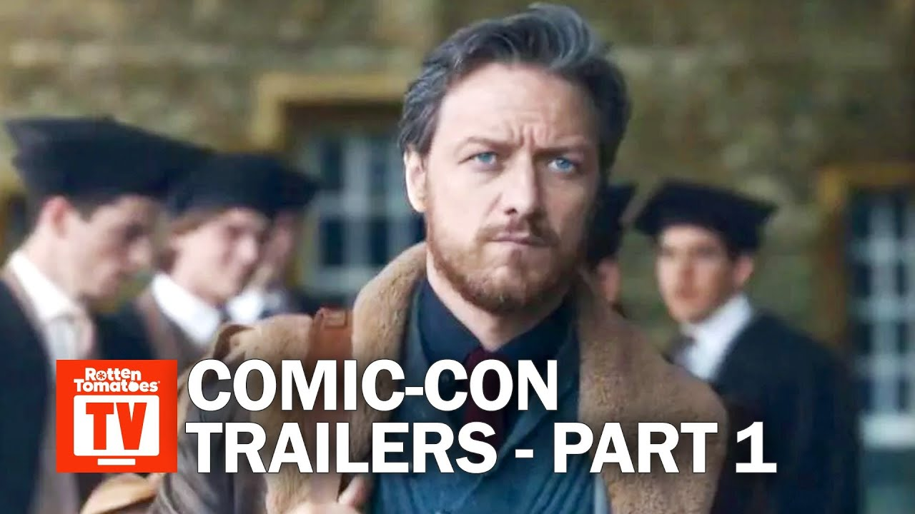 ALL New Series Trailers from Comic-Con 2019 | Rotten Tomatoes TV
