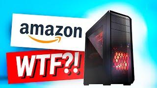 12-KERN Gaming PC für 244€ auf Amazon bestellt... #GamingSchrott