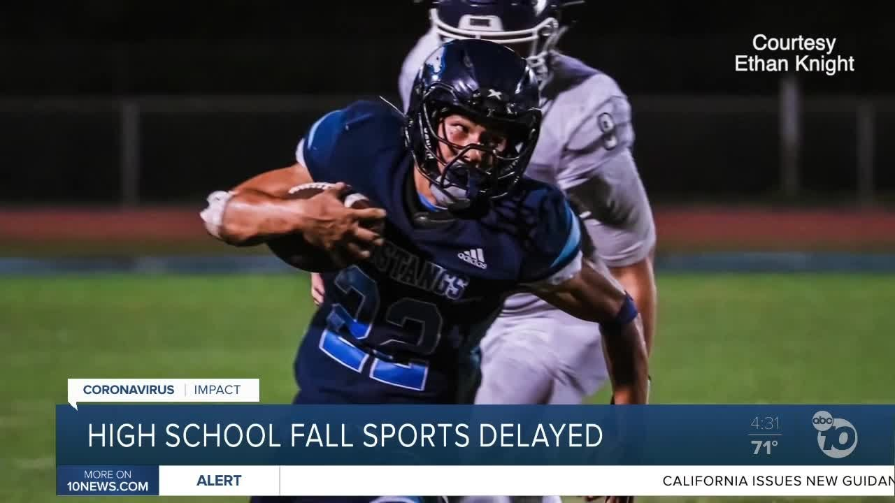 IHSA pushes football, several other fall sports to 2021