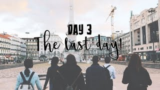 THE LAST HURRAH (uploaded after 5 months lol) | Portugal YRE-UNESCO Day 3