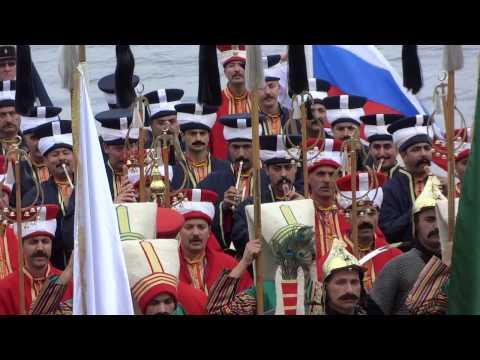 Sevastopol Military Tattoo 2013. Военно-исторический оркестр МЕХТЕР. Турция