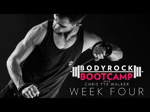 Тренировка от Криса Тайа Уолкера - Неделя 4