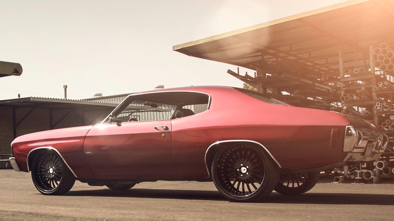 3 Custom Chevrolet Old Schools by California Wheels - YouTube