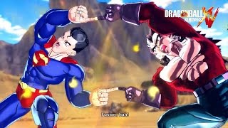 SUPERMAN AND VEGETA FUSION?! | Dragon Ball Xenoverse [Episode 61]