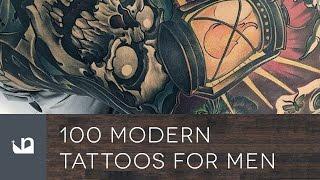Video 100 Modern Tattoos For Men download MP3, 3GP, MP4, WEBM, AVI, FLV Agustus 2018