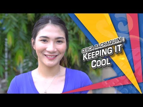 Cesca Racraquin: Keeping It Cool | PVL Exclusives