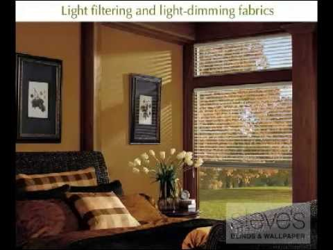Odysee The Worlds Only Insulating Blinds By Comfortex YouTube