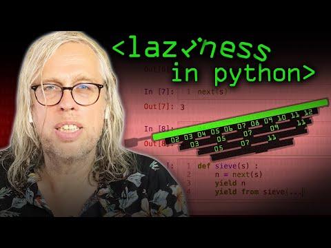 Laziness in Python - Computerphile