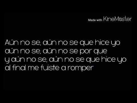 Mi Corazon lyrics ( officiel ) Alvaro Soler