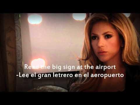 Shakira-Mon amour