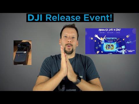 DJI Osmo Pocket – Because Life is Big Event Nov 28th