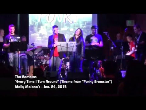 "THE REMOTES - ""Punky Brewster"" Theme"