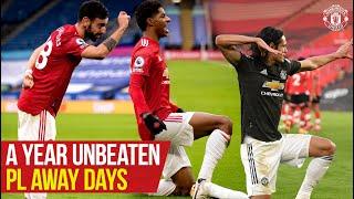 Premier League Away Days   A Year Unbeaten   Manchester United