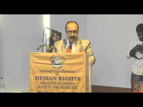 Hon'ble Justice Shashi Kant Addressing Students Of Delhi Metropolitan Education