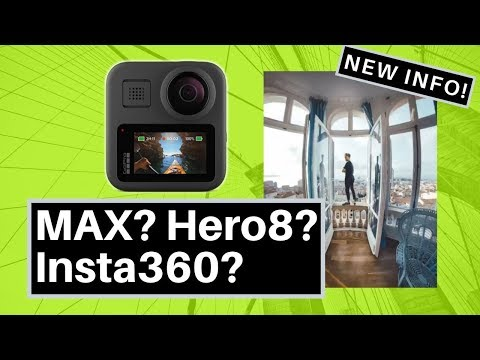 Should you buy GoPro MAX vs Hero 8 vs Insta360 One X? Plus: Complete Specs!
